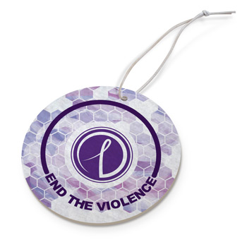 Paper Scents™ Air Freshener (Round)