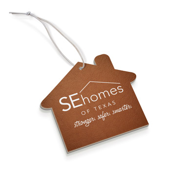 Paper Scents™ Air Freshener (House)