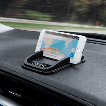 Roadster™ Sticky Pad® Smartphone Mount & Car Dash Tray