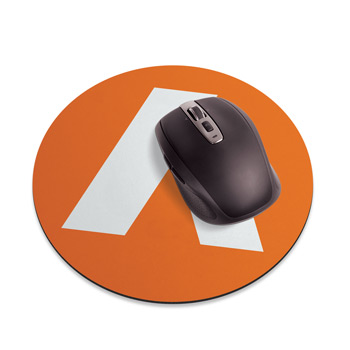 Round Recycled Mouse Mat®